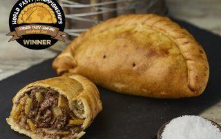 The Best Cornish Pasty, british food staple