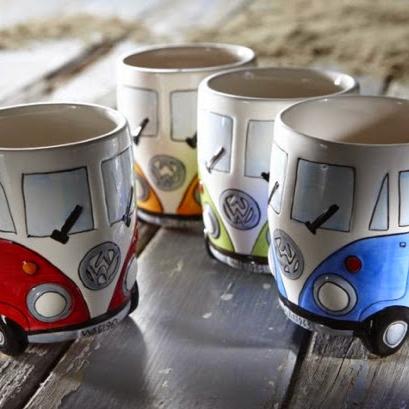 Phat pasty vw camper phat mug