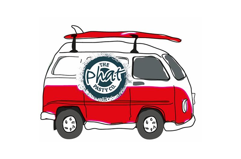 The Phat Pasty Van