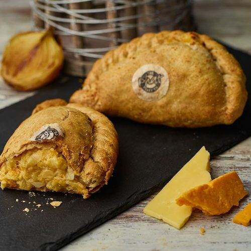 Seriously Cheesy Pasty