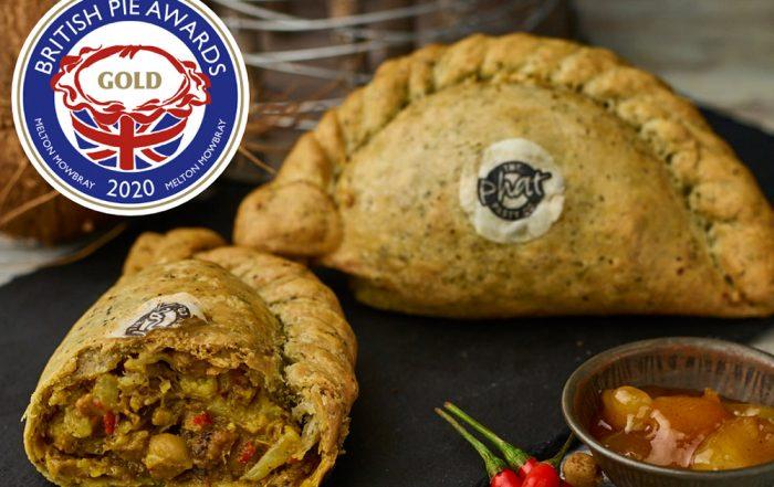 British pie awards 2020 gold cornish pasties by post