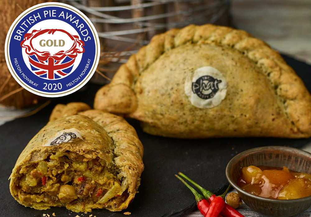 British pie awards 2020 gold cornish pasties by post