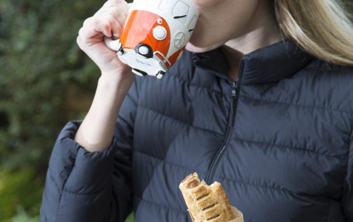 phat pasty camper van mug