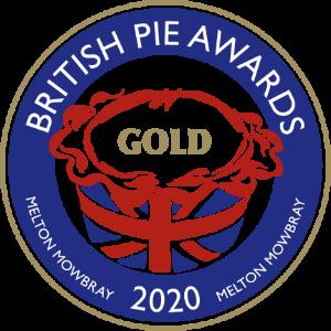 British Pie Awards Gold 2020