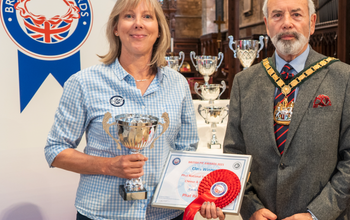British Pie Awards Class Winner 2021